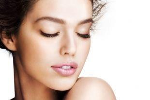 Естественный макияж, макияж на 1 сентября для брюнеток