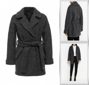 Пальто, пальто ichi, осень-зима 2016/2017