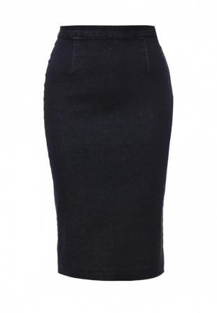 Джинсовые юбки, юбка джинсовая french connection, весна-лето 2016