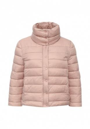Розовые куртки, куртка утепленная befree, осень-зима 2016/2017