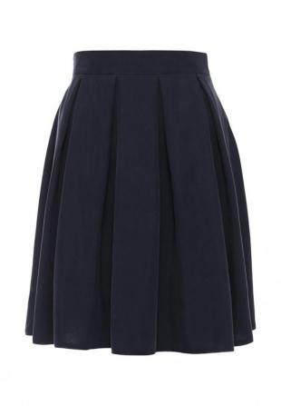 Синие юбки, юбка luann, осень-зима 2016/2017