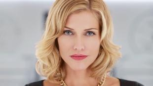 Деловой макияж, идеальный дневной макияж для блондинок