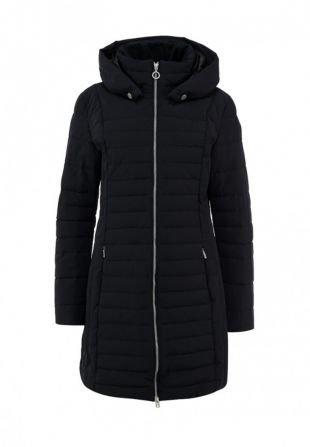 Синие куртки, куртка утепленная luhta, осень-зима 2015/2016