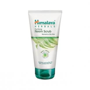 Абрикосовый скраб, himalaya herbals purifying neem scrub (объем 150 мл)