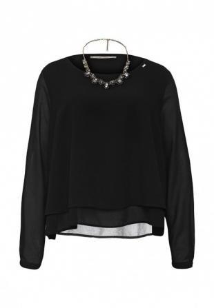 Блузки, блуза gaudi, осень-зима 2016/2017