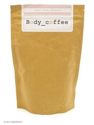 Скраб из кофе, huilargan скраб для тела coffee original, 200 гр