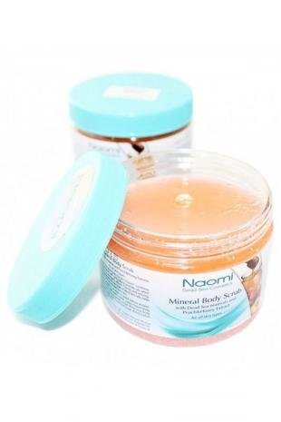 Скраб для тела из соли, naomi пилинг-скраб для тела naomi km 0017 оранжевый