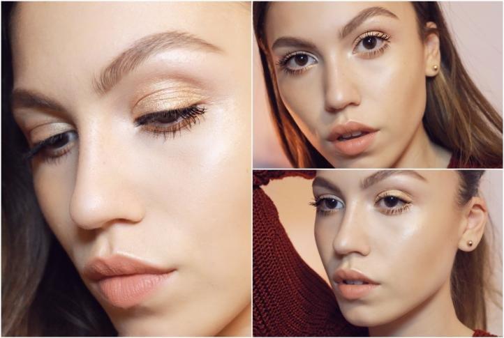 Стробинг макияж